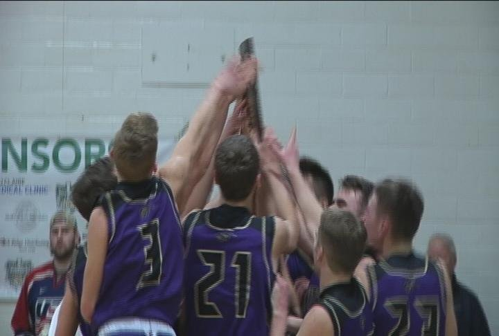 Durand wins a Division 4 Regional Title