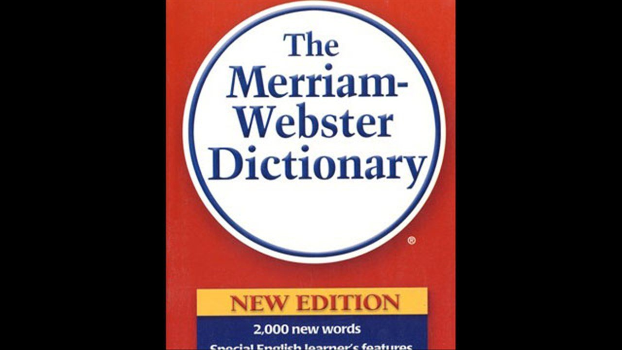 Merriam-Webster Adds Slew Of Millennial Favorites To Dictionary