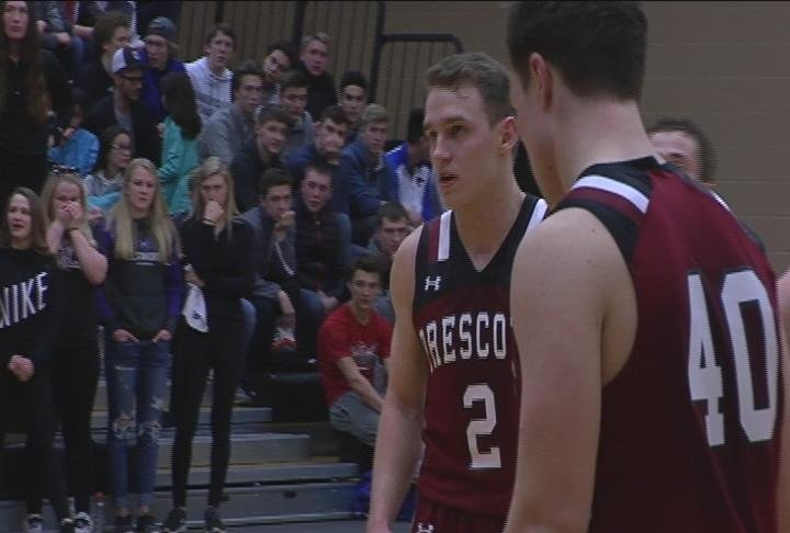 Prescott returns to the Sectional Final