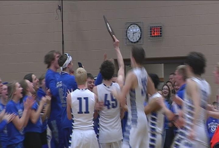 The Warriors advance to State for the first time since 1972