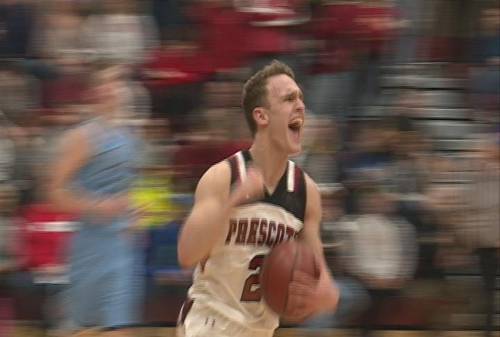 Prescott, led by senior guard Peter Brookshaw, is still looking for its first State title
