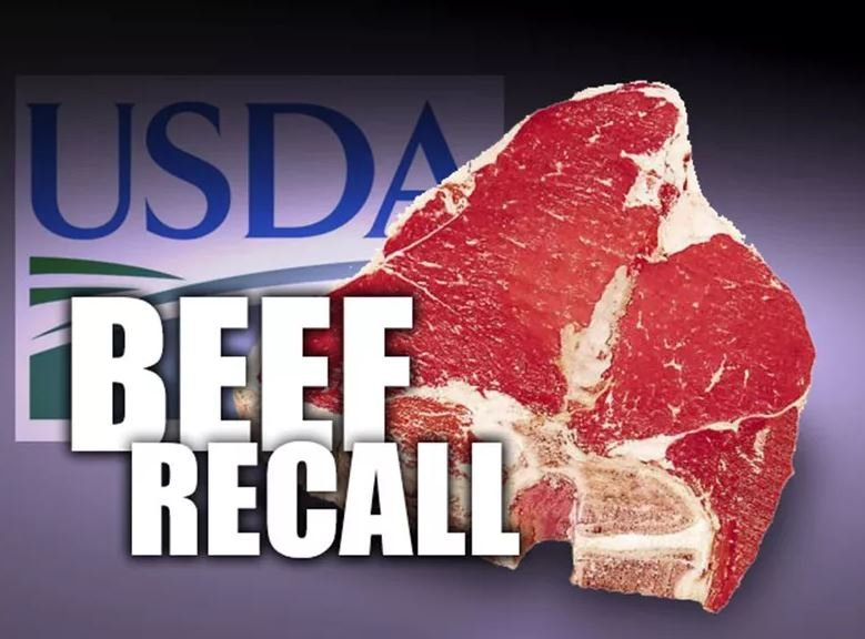 Recalled beef sent to stores in Arkansas, Louisiana, Oklahoma & Texas