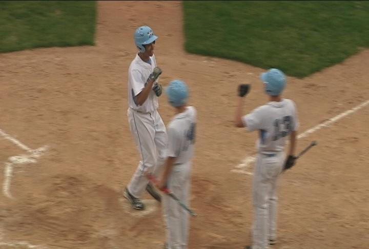 Jaelin Williams hits a 2-run homerun as North knocks off Chippewa Falls