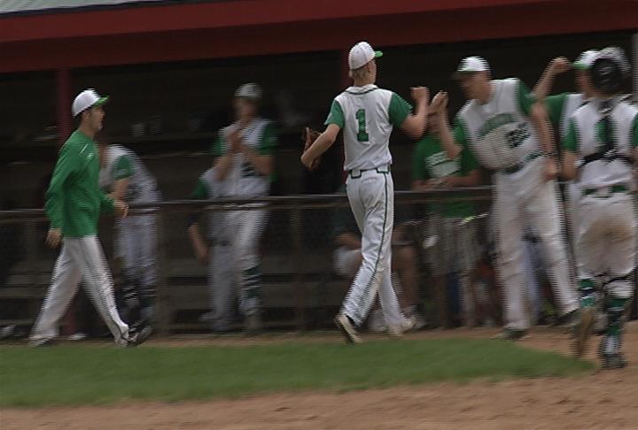 The Ramblers take game 1 in Altoona