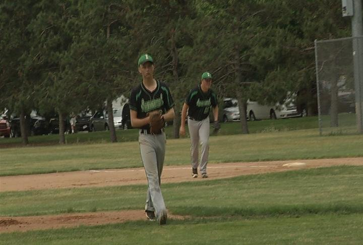 EC Immanuel Lutheran's Levi Schaller strikes out 11 in a win over Clear Lake