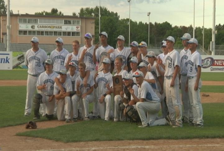 The Huskies earn their third straight Sectional Title with a 5-2 win over Stevens Point