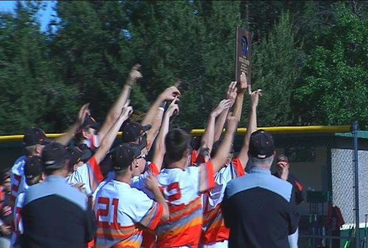 Webster edges Elk Mound to win the Sectional Title