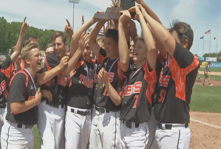 The Tigers pull away to late to secure their first State Title