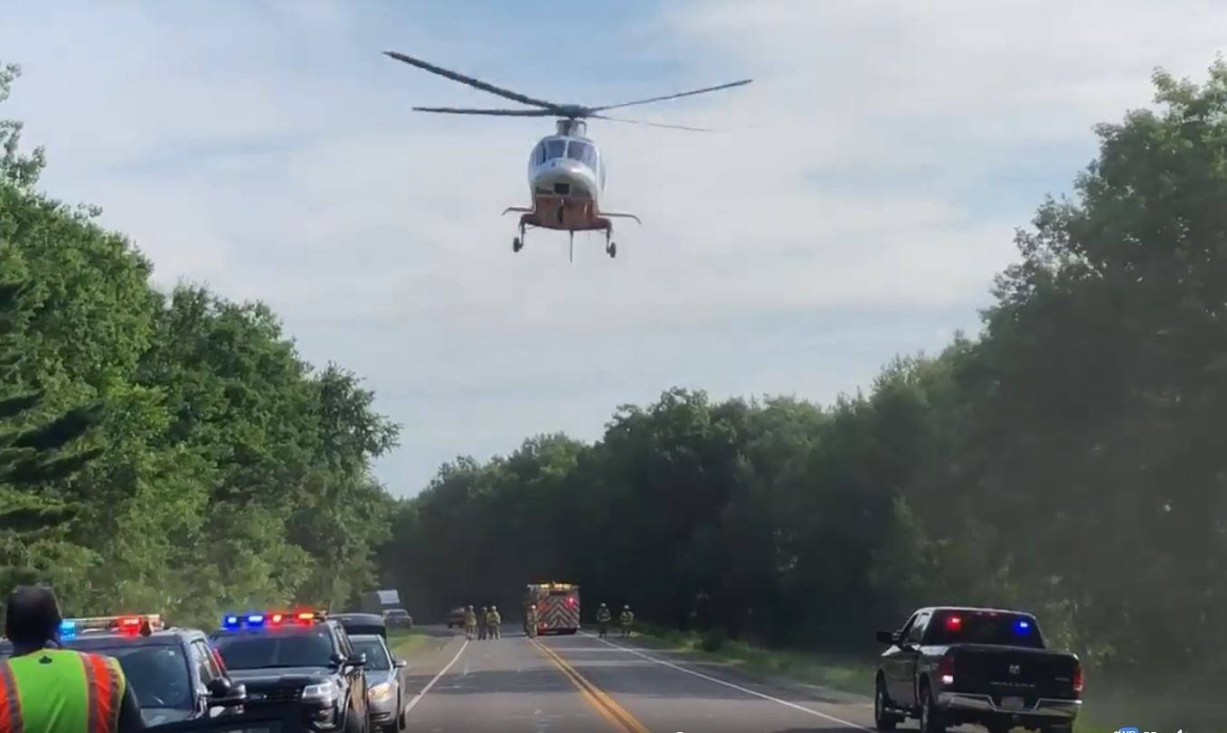 Credit: Emergency Services of Barron County