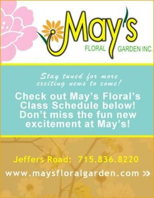 Mays Floral Garden Website