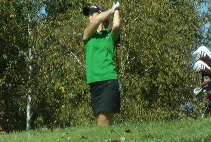 Danielson shoots a 65 to take medalist honors at the WIAA Division 2 Osceola Regional