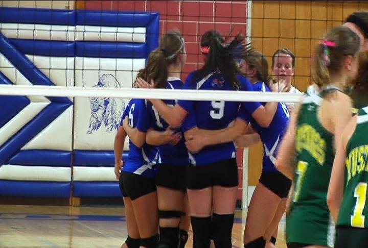 Mondovi moves on with a 3-0 win over Melrose-Mindoro