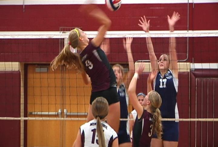 Menomonie moves on with a 3-0 win over Hudson