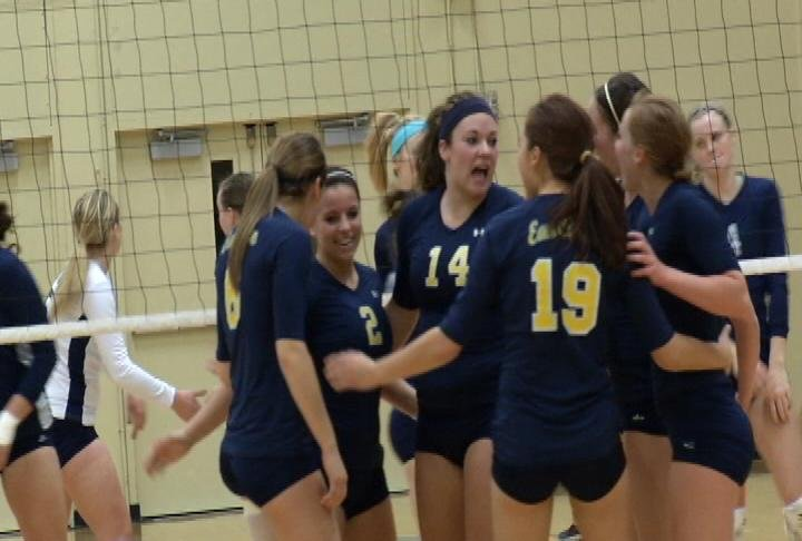 UWEC advances with a 3-1 win over UW-Stout