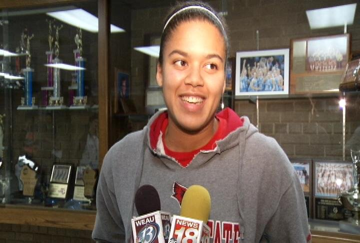 EC North's Kayonna Lee signs with Illinois State