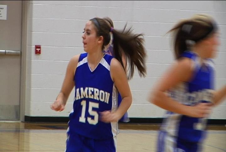 Cameron cruises to a win at Boyceville