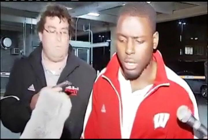 Wisconsin senior running back Montee Ball
