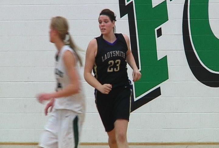 Ladysmith remains unbeaten with a win at Fall Creek