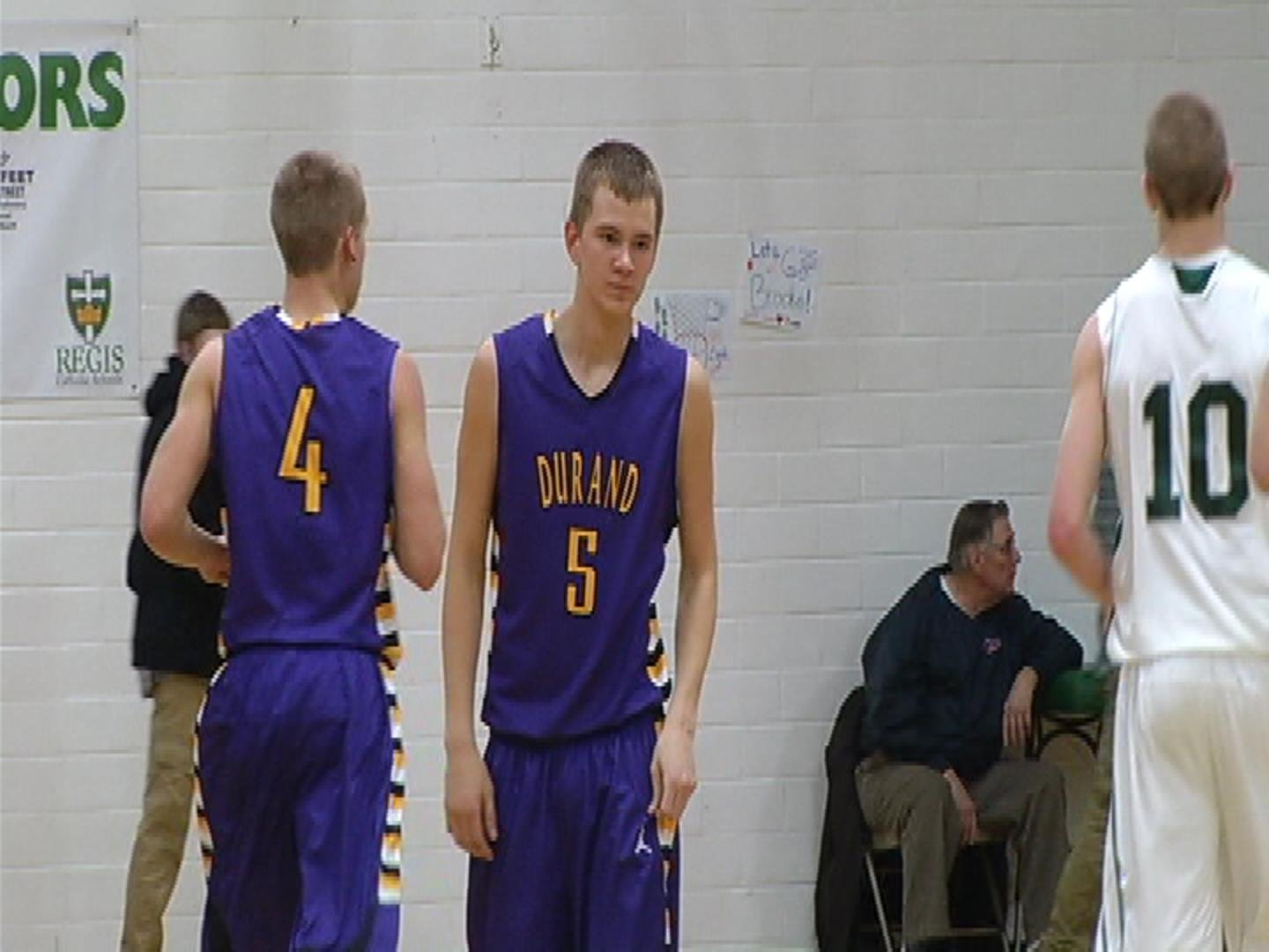Durand remains unbeaten with a win at EC Regis