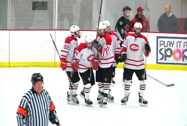 Chippewa Falls opens the scoring w/ 2 goals but can't hold on in a high-scoring loss to Chequamegon/Phillips