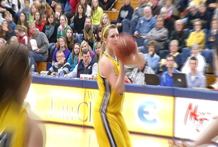 UWEC drops a tough home game
