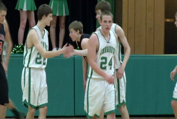 EC Immanuel Lutheran improves to 10-4 with a home win over Cumberland