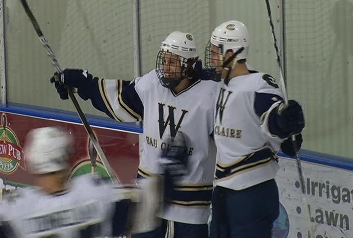 UWEC wins its first-ever NCHA title