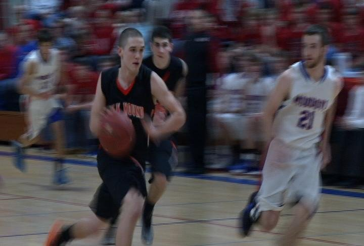 Elk Mound stays perfect thanks to an OT win over Mondovi