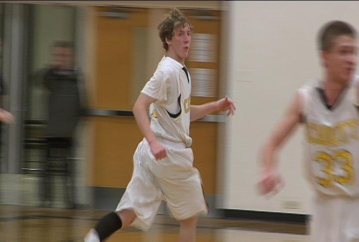 Cadott wins on its home court over McDonell Central