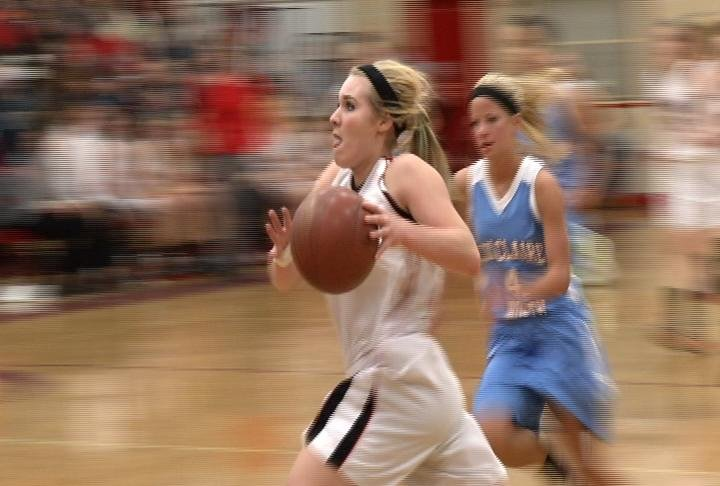 Chippewa Falls races past EC North to force a tie atop the BRC standings
