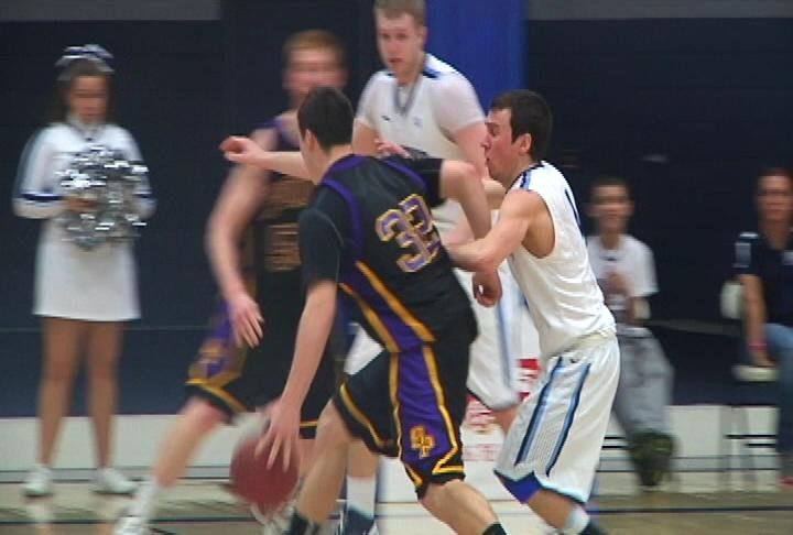 UW-Stout falls in overtime at home to UW-Stevens Point
