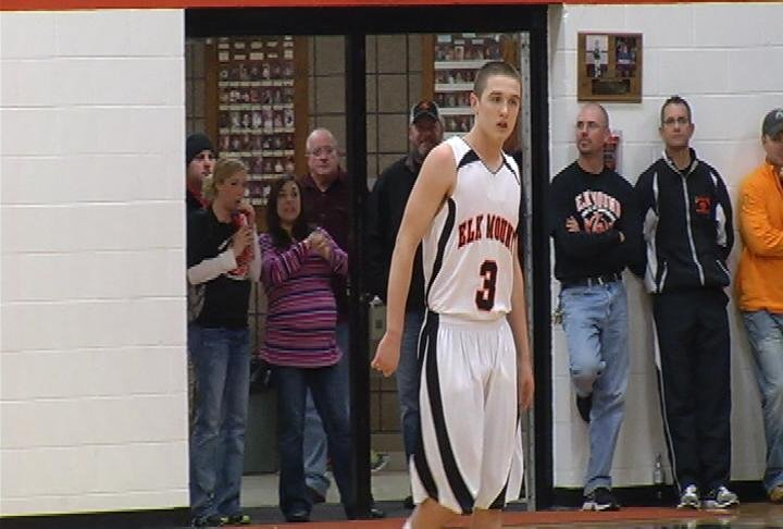 Nick Heit hits 7 3-pointers in Elk Mound's win over Colfax
