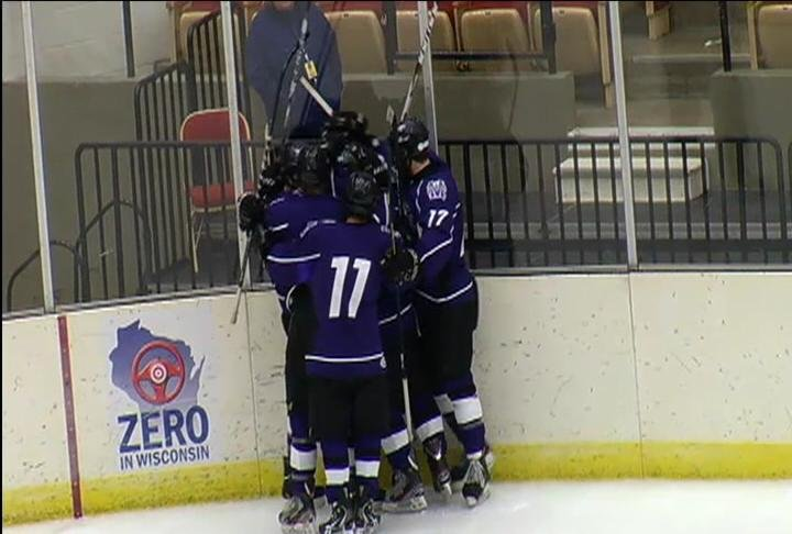 Memorial will skate for a state title against Verona on Saturday
