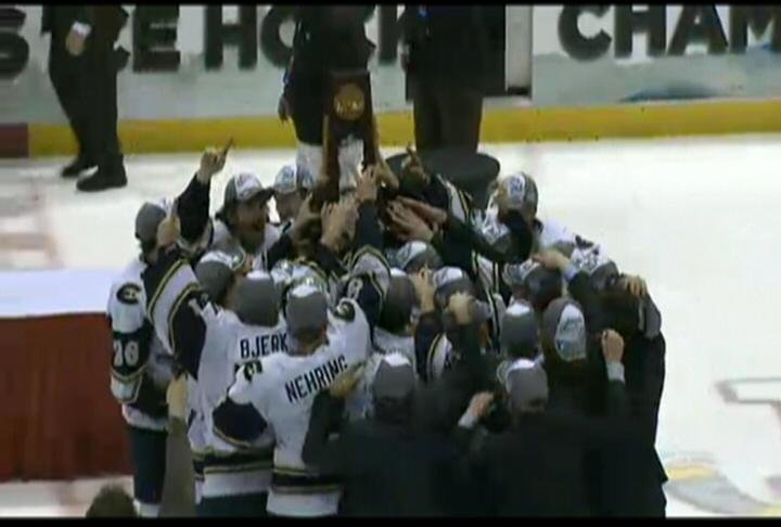 UWEC is your 2013 NCAA DIII National Champions