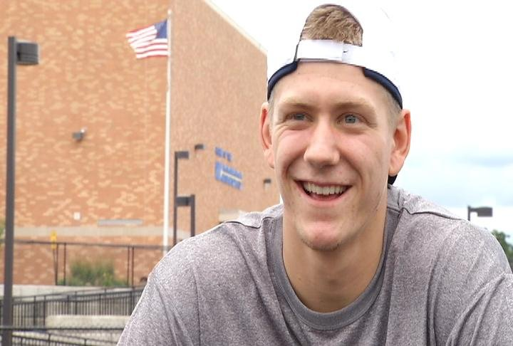Rice Lake grad Wally Ellenson