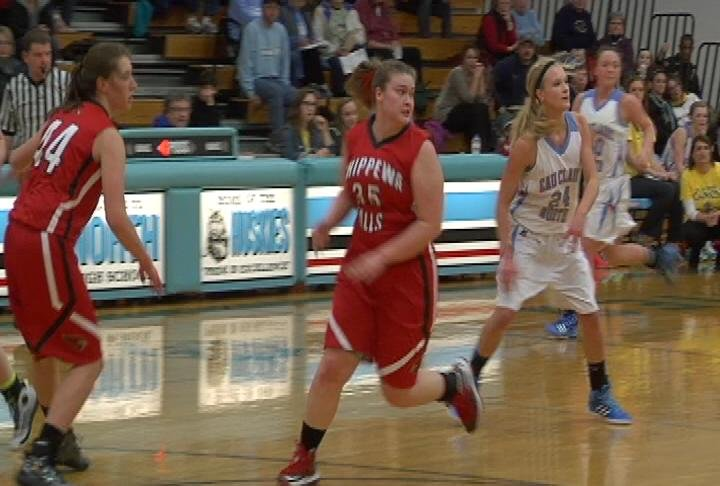 Chippewa Falls stays unbeaten in the BRC with a win at EC North