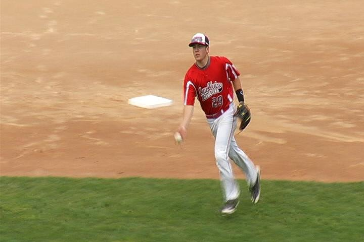 Grant Peikert records a doubleplay