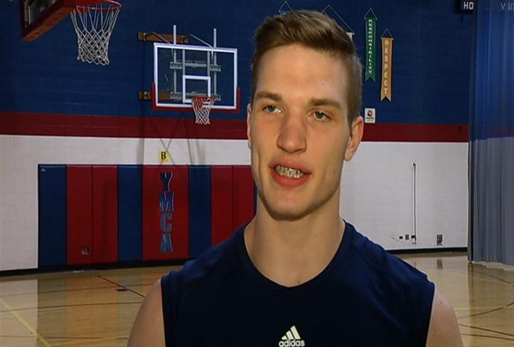 Billy Wampler talks about his decision to go to Drake