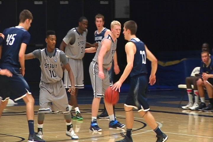 UW-Eau Claire gets a road win at UW-Stout