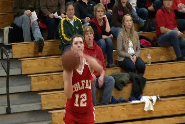Colfax goes overtime to win at Elk Mound