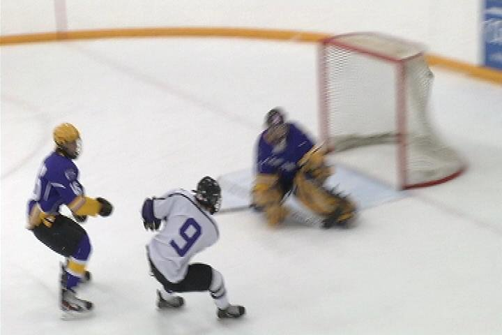EC Memorial skates past Ashland, on to sectional final