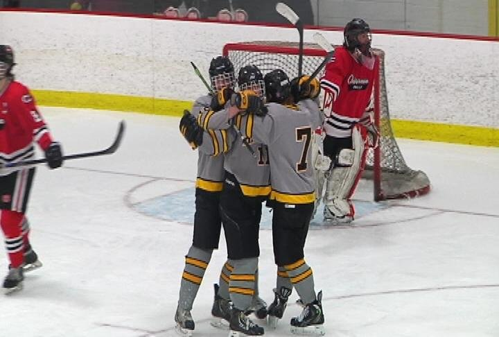 Hayward scores 8 goals to top Chi-Hi