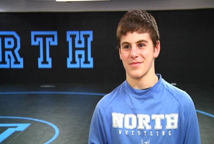 EC North freshman Mason Phillips