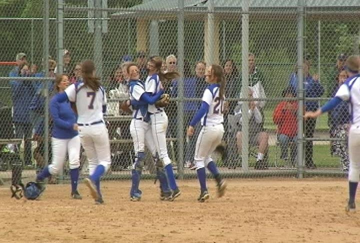 McDonell outlasts Gilman to advance to sectionals