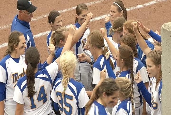 McDonell's season ends in the state semifinals