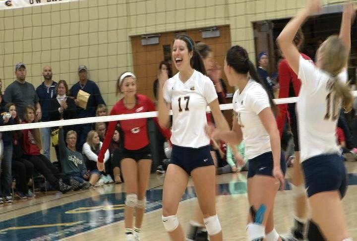 UWEC wins four at their own tourney