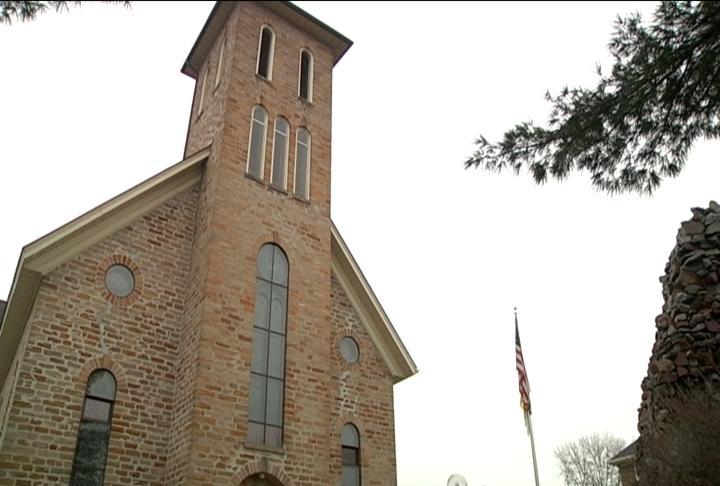 Historic chippewa falls church closes for renovations for International motors falls church