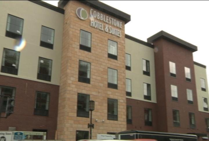 Chippewa Falls Cobblestone Hotel Suites Opening September 22