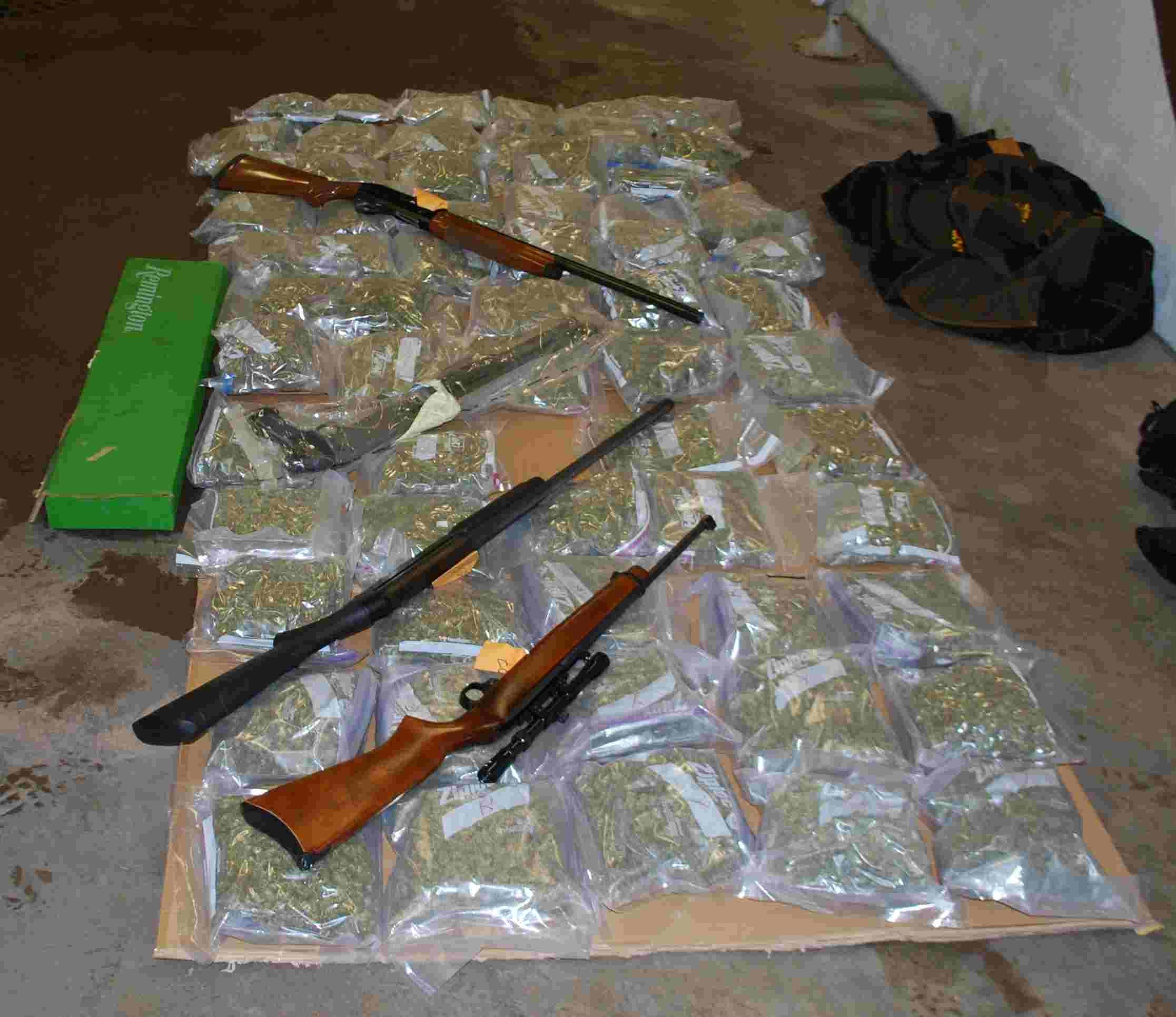 produces largest drug bust in Buffalo County - WQOW TV: Eau Claire