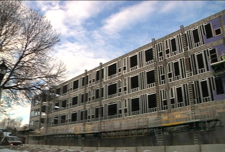 Water Street apartments and office space to open in August - WQOW ...